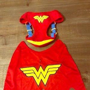 Other - XSmall Wonder Woman Dog Harness